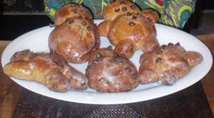 Home-made mannala
